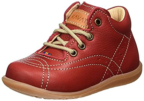 Kavat Unisex Baby Edsbro Lauflernschuhe, Rot (Red 999), 26 EU