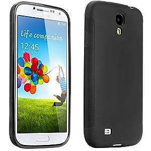Samsung Galaxy S4 Hülle , Bestwe TPU Skin Case Handy Tasche für Samsung Galaxy S4 i9500 (schwarz)