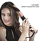 Best Curling Iron For Fine Hairs - Purebesi Ceramic Tourmaline Hair Curler Curling Tongs Hair Review