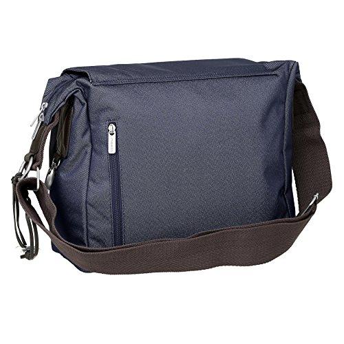 Lässig Green Label Small Messenger Bag Update Wickeltasche/Babytasche inkl. Wickelzubehör  denim blue - 4