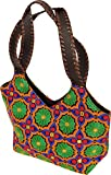 Exotic India Multicolor Handbag from Jai...