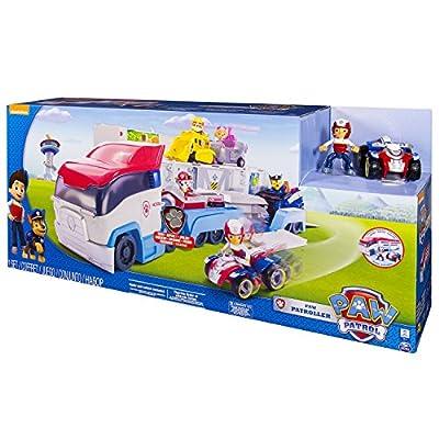 Paw Patrol - Vehículo de patrulla (Spin Master 6024966) de Spin Master