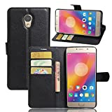 ECENCE Lenovo P2 Phone Case Cover Wallet Flip Magnet Bag
