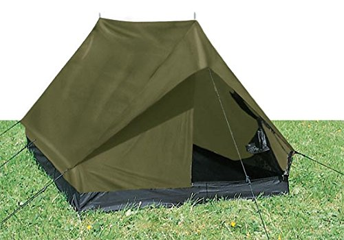 TWO MAN TENT SUPER MINI PACK OLIVE 1