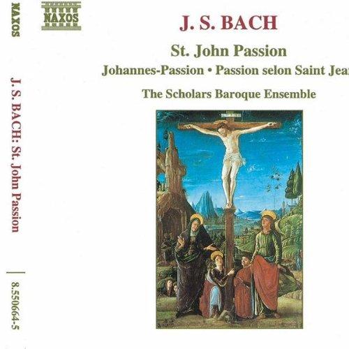 St. John Passion, BWV 245: Part 1 No. 2: Rezitativ und Chor - Jesus ging mit seinen Jungern
