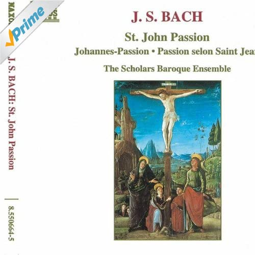 St. John Passion, BWV 245: Part 2 No. 23: Rezitativ und Chor - Die Juden aber schrieen