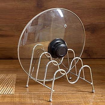 Ikea - Support de couvercle VARIERA , acier inoxydable: Amazon.fr: Cuisine & Maison