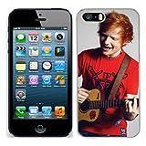Hartschalenhülle für iPhone 5S, Motiv Ed Sheeran (3) für Apple i Phone 5s