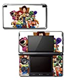 Toy Story 1 2 3 4 Buzz Lightyear Woody Jessie Barbie Ken Mr Potato Head Rex Video Game Vinyl Decal Skin Sticker Cover for Original Nintendo 3DS System by Vinyl Skin Designs