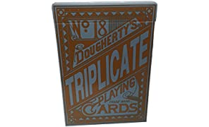A. Dougherty Triplicate Restoration Playing Cards
