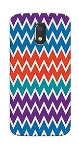 Kaira High Quality Printed Designer Back Case Cover For Motorola Moto E3 Power(Wave)
