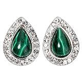 Loveangel Jewellery  -  925 Sterling-Silber  Sterling-Silber 925     Malachit