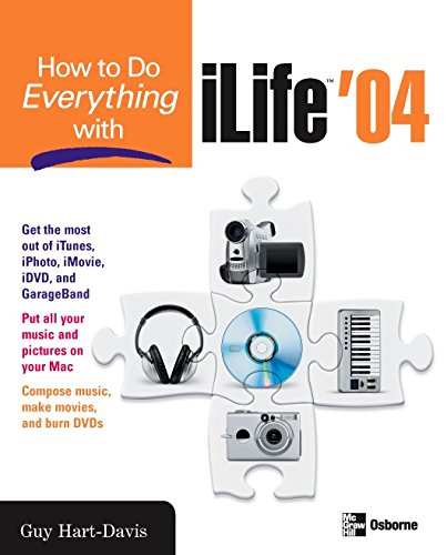 How to Do Everything with iLife '04 (English Edition)