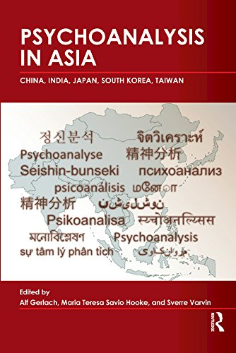 Psychoanalysis in Asia (English Edition)
