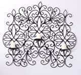 Goyal India Iron Wall Décor with Copp...