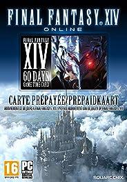FINAL FANTASY XIV - 60 Days Game Time Card Card | Código Steam para PC