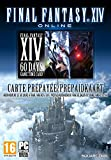 FINAL FANTASY XIV - 60 Days Game Time Card Card | Codice Steam per PC