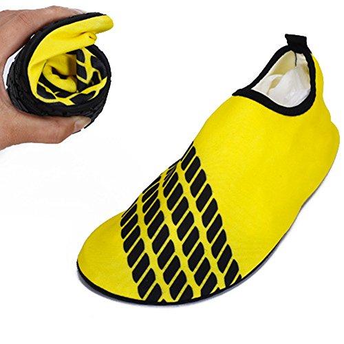 Meninas Super Mulheres Bem Sola Sapatos Amortecidas De Ibaste Sapatos Água Para Leve De Muito Na Calçados Sapatos Badeschuhe Esportivos E Sapatos Da Borracha Praia Antiderrapante Sapatos Água Navegar De Amarelos Homens Dança Aqua UgqFxwRR
