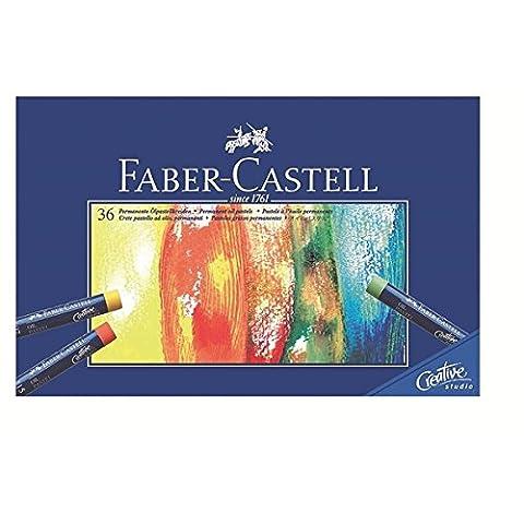 Faber-Castell STUDIO QUALITY - crayons de couleur (Multicolore)