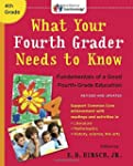What Your Fourth Grader Needs to Know...