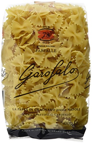 Garofalo Farfalle , 10er Pack (10 x 500 g)