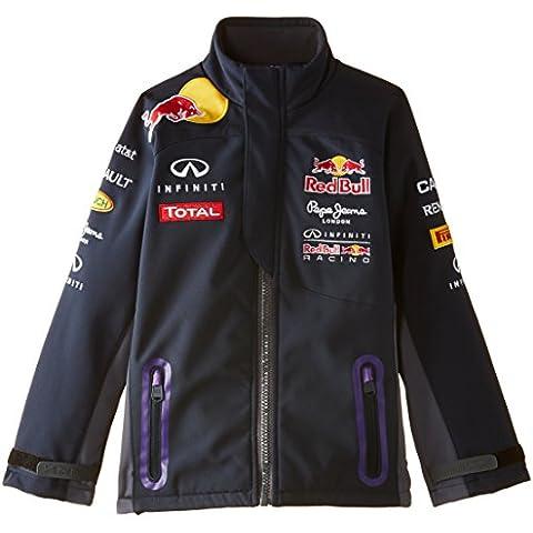 Red Bull Racing para niño softshell Jacket