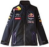 Red Bull Racing Jungen Sofshell Jacket, Navy, 8, PB400296