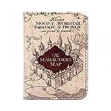 Harry Potter Travel Pass Holder - Marauder's Map