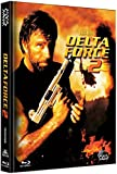Delta Force 2 - uncut (Blu-Ray+DVD) auf 500 limitiertes Mediabook Cover B [Limited Collector's Edition] [Limited Edition]
