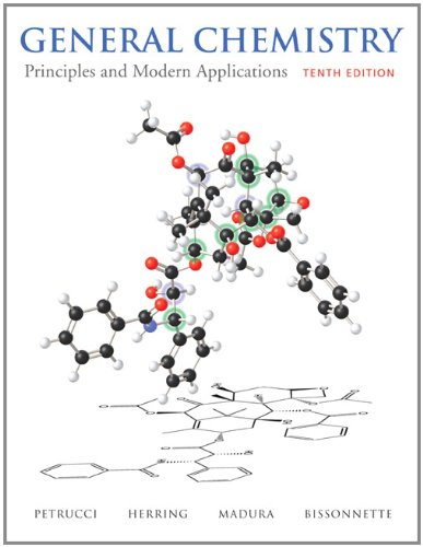 General Chemistry:Principles and modern applications por Ralph H. Petrucci