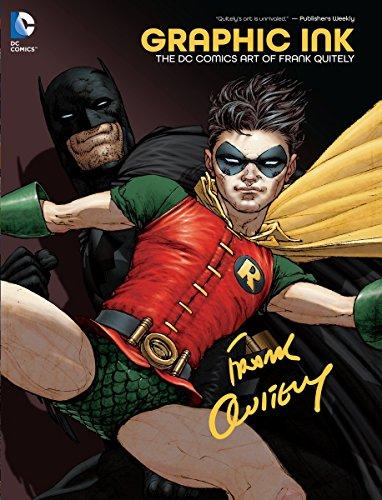 Graphic Ink: The DC Comics Art of Frank Quitely- par Frank Quitely