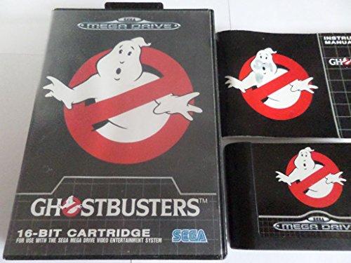 Ghostbusters (pal) deutsch Sega Mega Drive MD