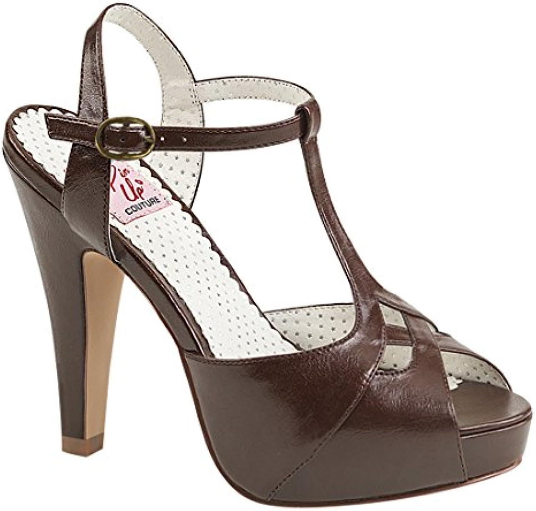 Pin Up Couture - Bettie-23, Sandali Donna Donna Donna   Materiale preferito  ecae7b
