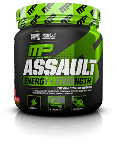 Muscle PharmAssault Pre-Workout 30 dosi - 51t8VJn02ML