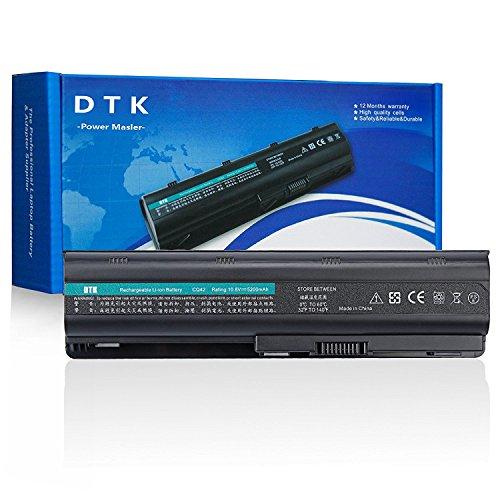Dtk® Ultra Hochleistung Notebook Laptop Batterie Li-ion Akku für Hp G32 G42 G62 G72 G4 G6 G6t G7 ; Compaq Presario Cq32 Cq42 Cq43 Cq430 Cq56 Cq62 Cq72 ; Hp Pavilion Dm4 ; Fits Mu06 593553-001 593554-001 Mu09 Hstnn-lb0w 636631-001 593550-001