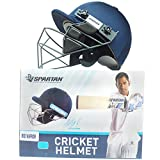 #2: Spartan Ms Dhoni Warrior Cricket Helmet - Small