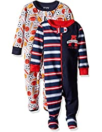 The Children's Place Girls' Stretchie Pajamas (Pack of 2)