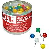 MTL 79213 - Pack de 100 chinchetas