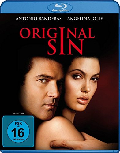 Original Sin - mit Angelina Jolie & Antonio Banderas [Blu-ray]