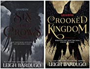 Six of Crows: Book 1 + Crooked Kingdom (Six of Crows Book 2) (Set of 2 books)