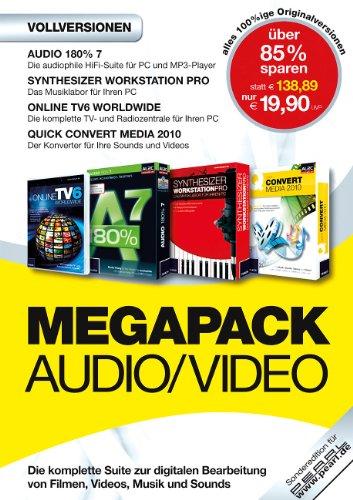 Megapack Audio/Video (Dvd Ripper-brenner)