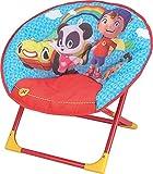 Unbekannt Fun House 712554Ja Ja Mond Sitz faltbar für Kinder Polyester Rot 54x 45x 47cm