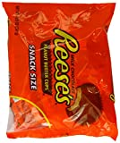 Reese's Peanut Butter Cups Snack Size 10.5 OZ (297g)