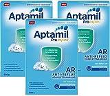 Aptamil ProExpert Anti-Reflux Komplettnahrung ab dem 1. Fläschchen, 3er Pack (3 x 600g)