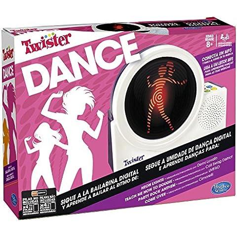 Juegos Hasbro - Twister Dance Party (A8583175)