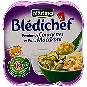 Blédina Fondu De Chef De Courgette Et Mini Macaroni...