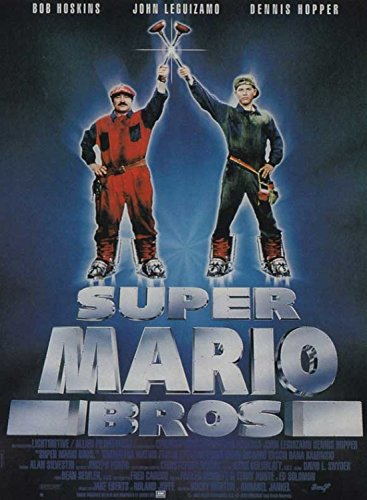 Super Mario Bros. Movie Poster (27,94 x 43,18 cm)