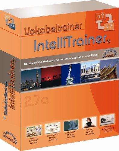 IntelliTrainer - der clevere Vokabeltrainer für weitgehend beliebige Sprachen und Bücher