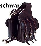 Amesbichler Doppelpacktasche Satteltasche für Pferde