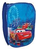 Cars - Kaufmann Neuheiten CA-KFZ-696 Disney Spielzeugtonne, 35 x 35 x 51 cm